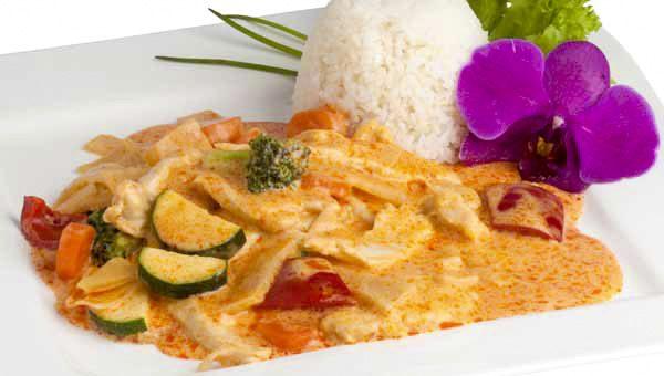 Nr. 062 Thai Curry rot