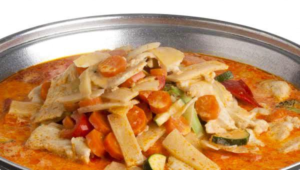 Nr. 022 Thai Curry rot