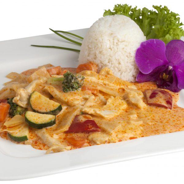 Nr. 052 Thai Curry rot