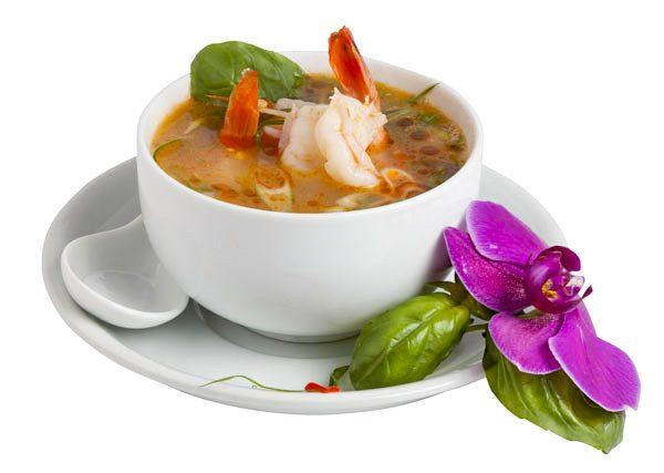 Nr. 006 Süß-sauer Suppe